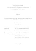 prikaz prve stranice dokumenta Aktivnost esteraze u stanicama Pseudomonas sp. u uvjetima bez i uz indukciju eritromicinom