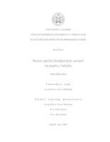 Nosivi optički (bio)kemijski senzori na tekstilu i papiru
