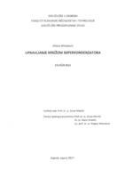Upravljanje mrežom superkondenzatora