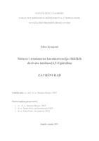 Sinteza i strukturna karakterizacija cikličkih derivata imidazo[4,5-b]piridina