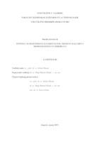 Sinteza i karakterizacija kristalnog sjemena kalcijevog hidrogenfosfata dihidrata