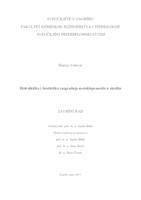 Hidrolitička i fotolitička razgradnja metoklopramida u okolišu