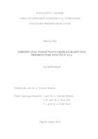 Određivanje toksičnosti i biorazgradivosti prioritetnih onečišćivala